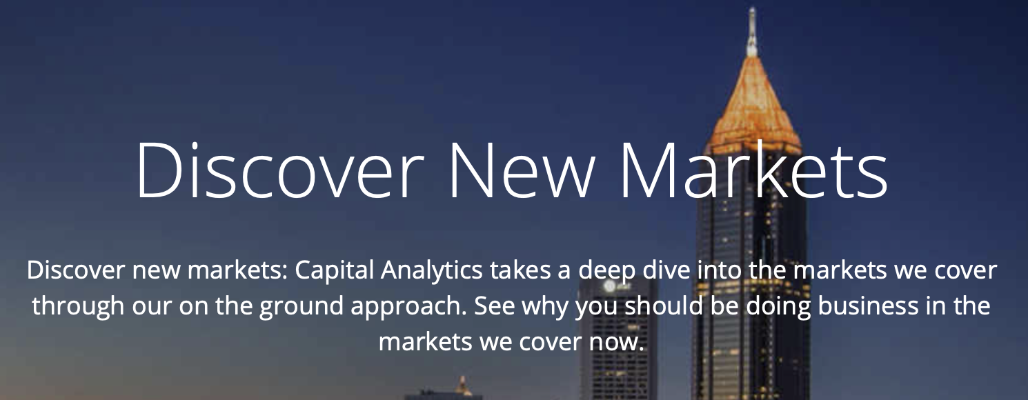 Capital Analytics